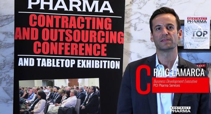 VIDEO: PCI's Craig Lamarca
