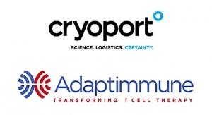 Adaptimmune, Cryoport Enter Three-Year Supply Chain Pact