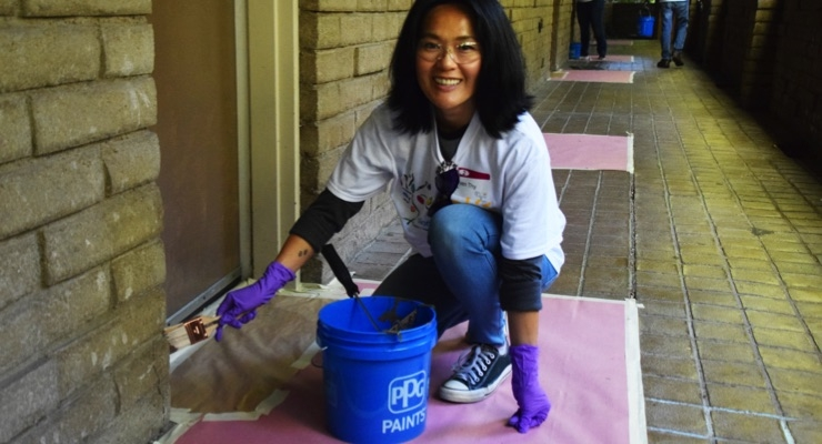 PPG Completes Project at Union Rescue Mission Facility in Sylmar, California