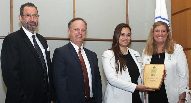 BASF Receives Safer Choice Partner of the Year Award