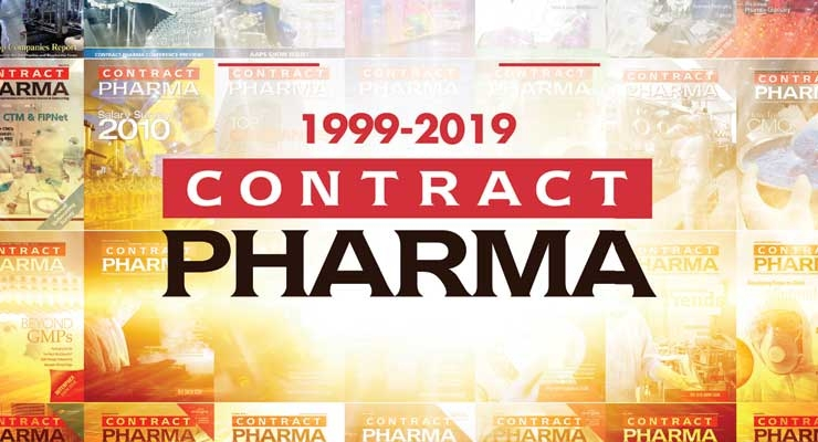 Contract Pharma's 20th Anniversary Retrospective