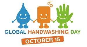 Today is Global Handwashing Day