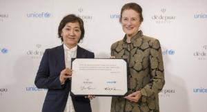 Clé de Peau Beauté Partners with UNICEF