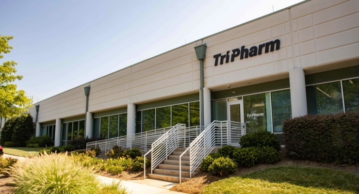 TriPharm Launches Operations with Pharma Manufacturing Center
