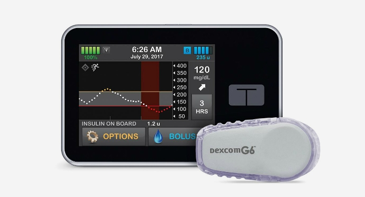 Artificial Pancreas System Outperforms Current Technology in New Study