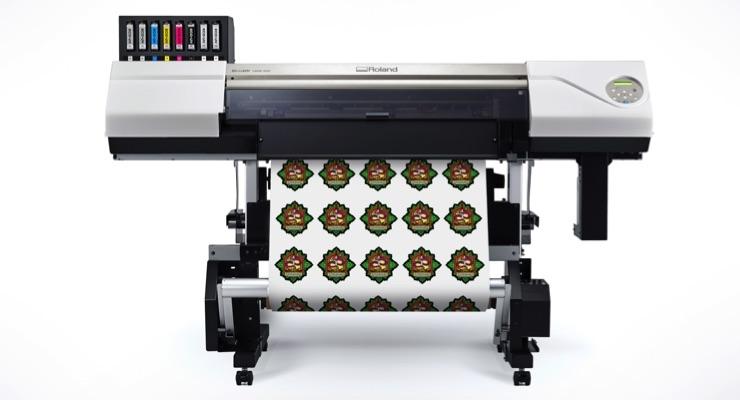 Roland DGA introduces new VersaUV LEC2-300 printer/cutter