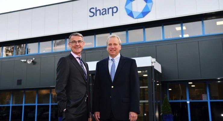 Sharp Clinical Opens CoE