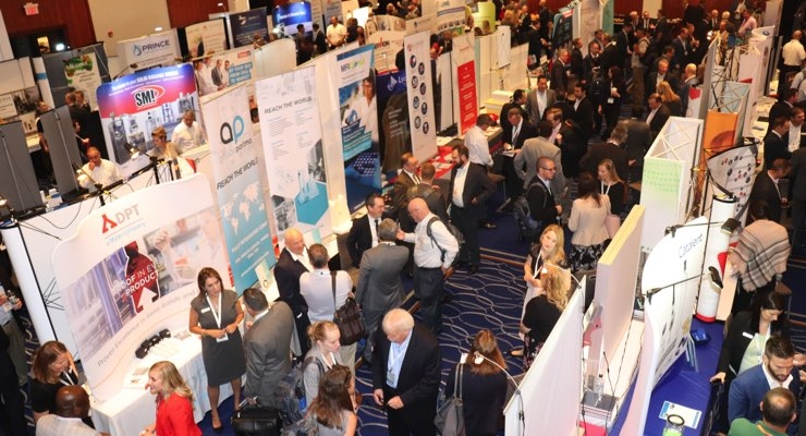 Contract Pharma's 18th Conference & Tabletop Exhibit Was a Another Success!