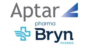 Bryn Partners With Aptar for Nasal Spray Device