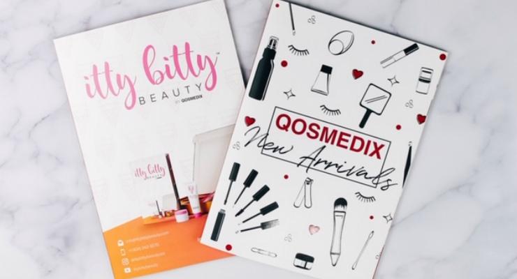 Qosmedix Publishes New Arrivals Brochure
