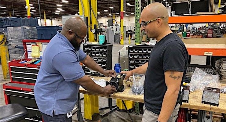 Graymills contributes three pumps to Clemson University