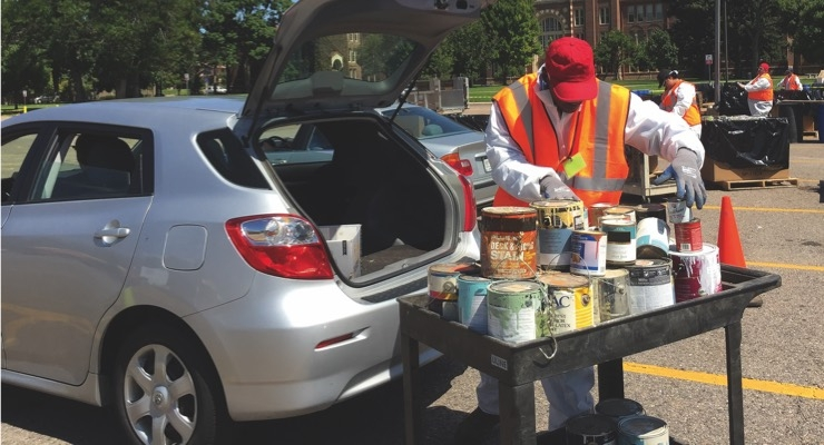 PaintCare Celebrates 10 Years with 10 Paint Recycling Programs