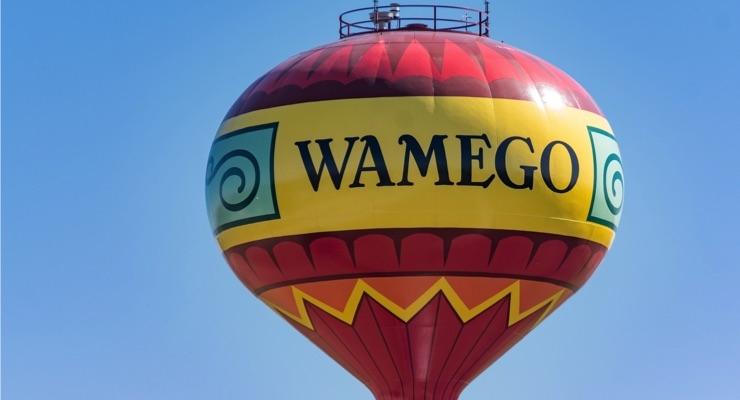 Wamego, Kansas Water Tank People's Choice, 2019 Tank of the Year Winner
