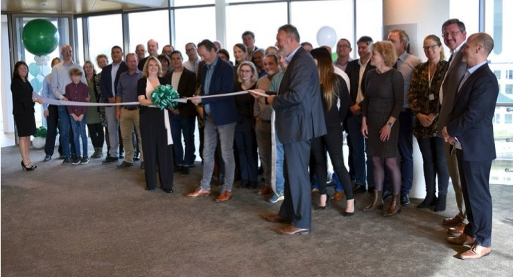 Emerald Kalama Chemical Opens European Central Office in Rotterdam