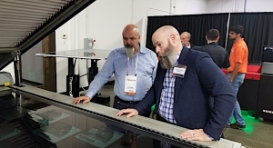 Flint Group highlights thermal processing at open house