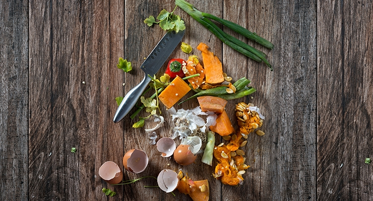 Partnership with Federal Agencies Targets Food Waste Reduction