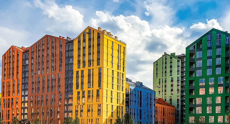 Exterior Architectural Coatings Market