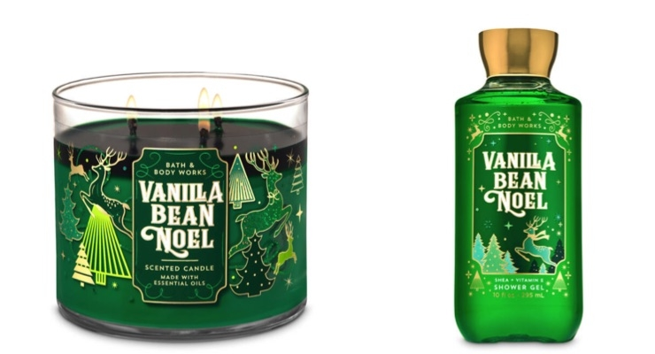 Bath & Body Works is Ready for Holiday