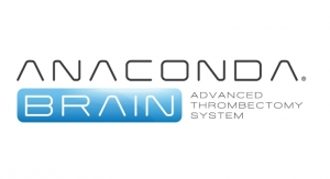 Anaconda Biomed Completes First-in-Human Study of Thrombectomy System