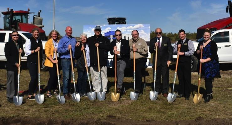 Delta ModTech breaks ground on new corporate headquarters