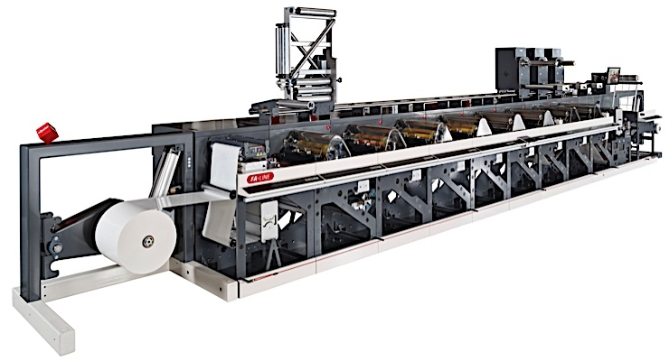 Geostick Group adds two Nilpeter FA-17 presses
