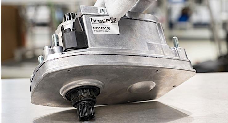 Schreiner ProTech develops labeling solution for electric bike motors