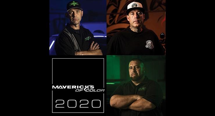 Sherwin-Williams Automotive Finishes Announces 2020 Mavericks of Color