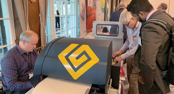 Conductive Ink Conference Highlights Latest Trends