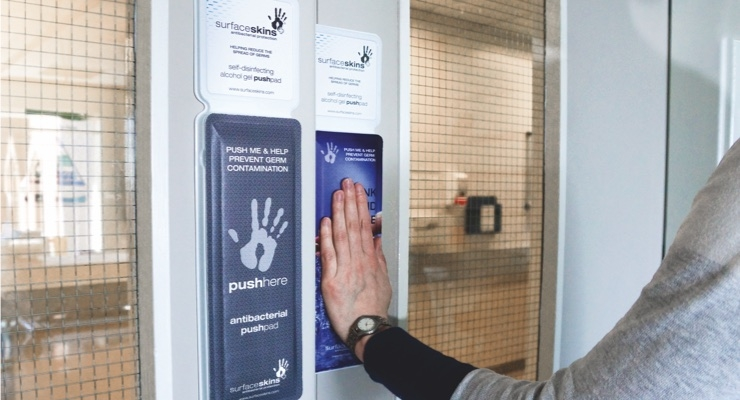 Surfaceskins Help Improve Hand Hygiene in Hospital Theaters, Study Says