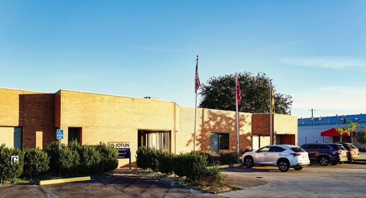 Jotun Restructures US Business