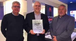 Axalta Receives 2018 Masters of Quality Supplier Award from Daimler Truck