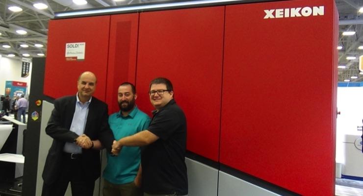 Xeikon CX500 launches in North America