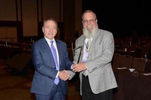 Chester Honored at Hygienix