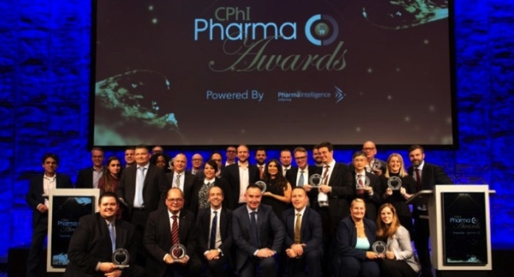 CPhI's 16th Pharma Awards Winners