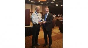 Hrinko Honored with INDA Lifetime Service Award