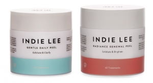 Indie Lee Gets Cosmo Certified