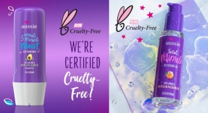 Aussie Haircare Certified Cruelty-Free