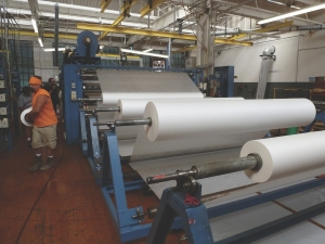 Beckmann Specializes in Laminating