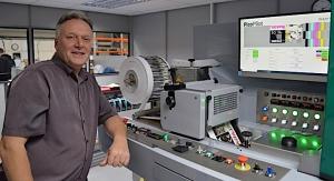Customark adds Dantex PicoColour digital label press