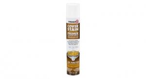 Zinsser Cover-Stain Primer Now in Turbo Spray System
