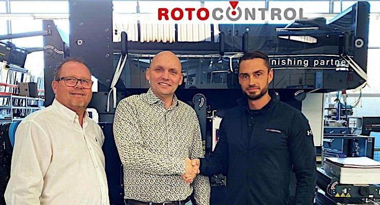Rotocontrol signs new agent for Scandinavia