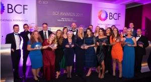 BCF Announces Coatings Industry Awards Winners