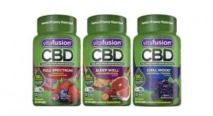 Vitafusion Enters CBD Market