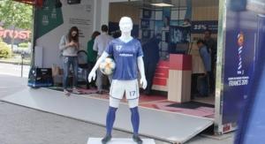 Deko 3D by Sepia Enters Sporting Arena Following Massivit 3D Investment