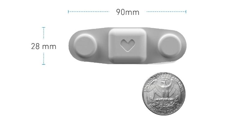 VivaLNK Wearable Sensor and Software Development Kit Receive CE Mark