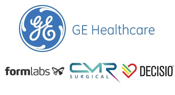 RSNA News: GE Invests in 3D Printing, Robotic Surgery, and Virtual Patient Monitoring