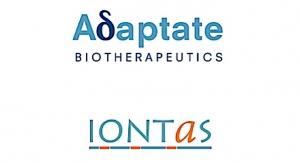 IONTAS, Adaptate Enter Antibodies Alliance