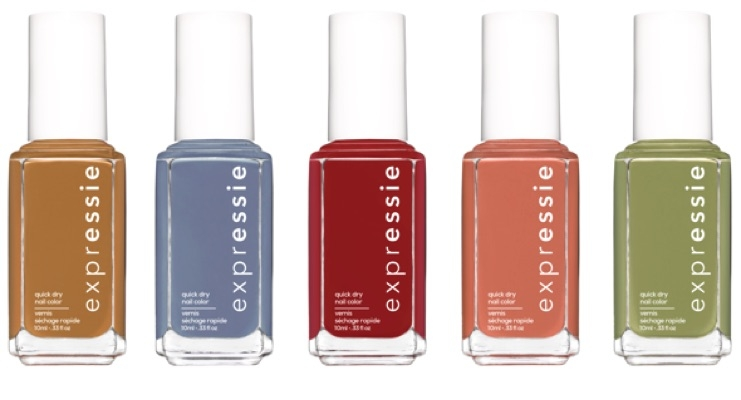 Essie Rolls Out Quick Dry