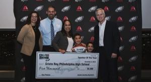 Cristo Rey High School Educator Named 2019 Axalta All-Pro Teacher of the Year