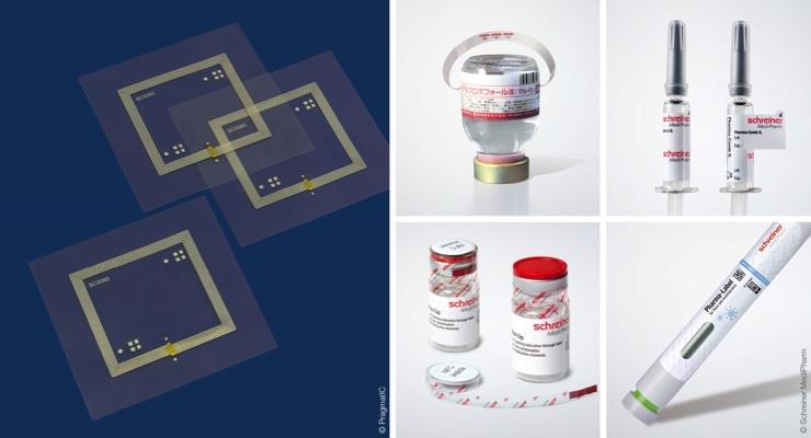 Schreiner MediPharm, PragmatIC Form Partnership for Smart Pharma Labels